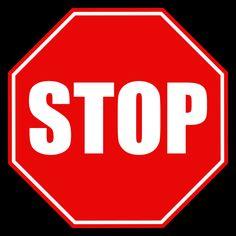 236x236 Clip Art Stop Sign