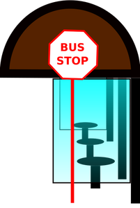 201x300 9360 School Bus Stop Sign Clip Art Public Domain Vectors