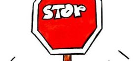 272x125 Stop Sign Clip Art