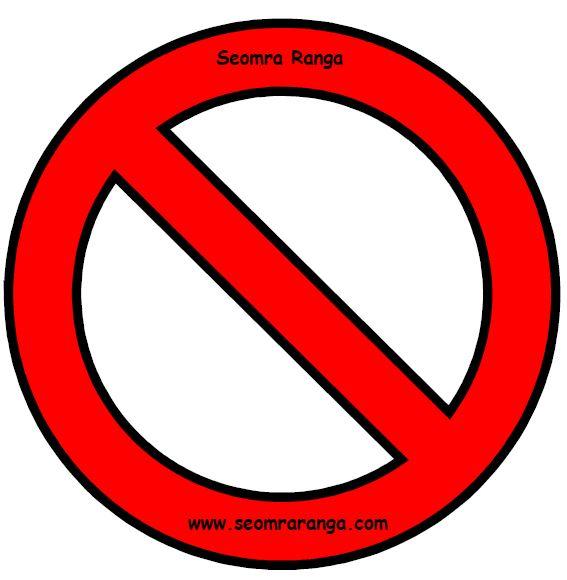 567x580 Stop Signs 01 Seomra Ranga