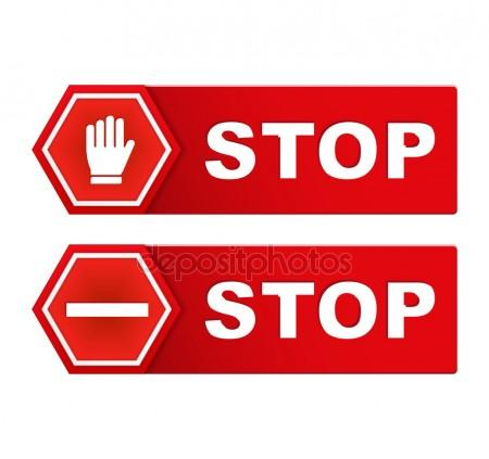 450x423 Stop Sign Stock Vectors, Royalty Free Stop Sign Illustrations