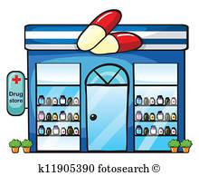 220x194 Drug Store Clip Art Illustrations. 968 Drug Store Clipart Eps