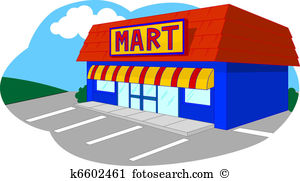 300x181 Retail Store Clipart