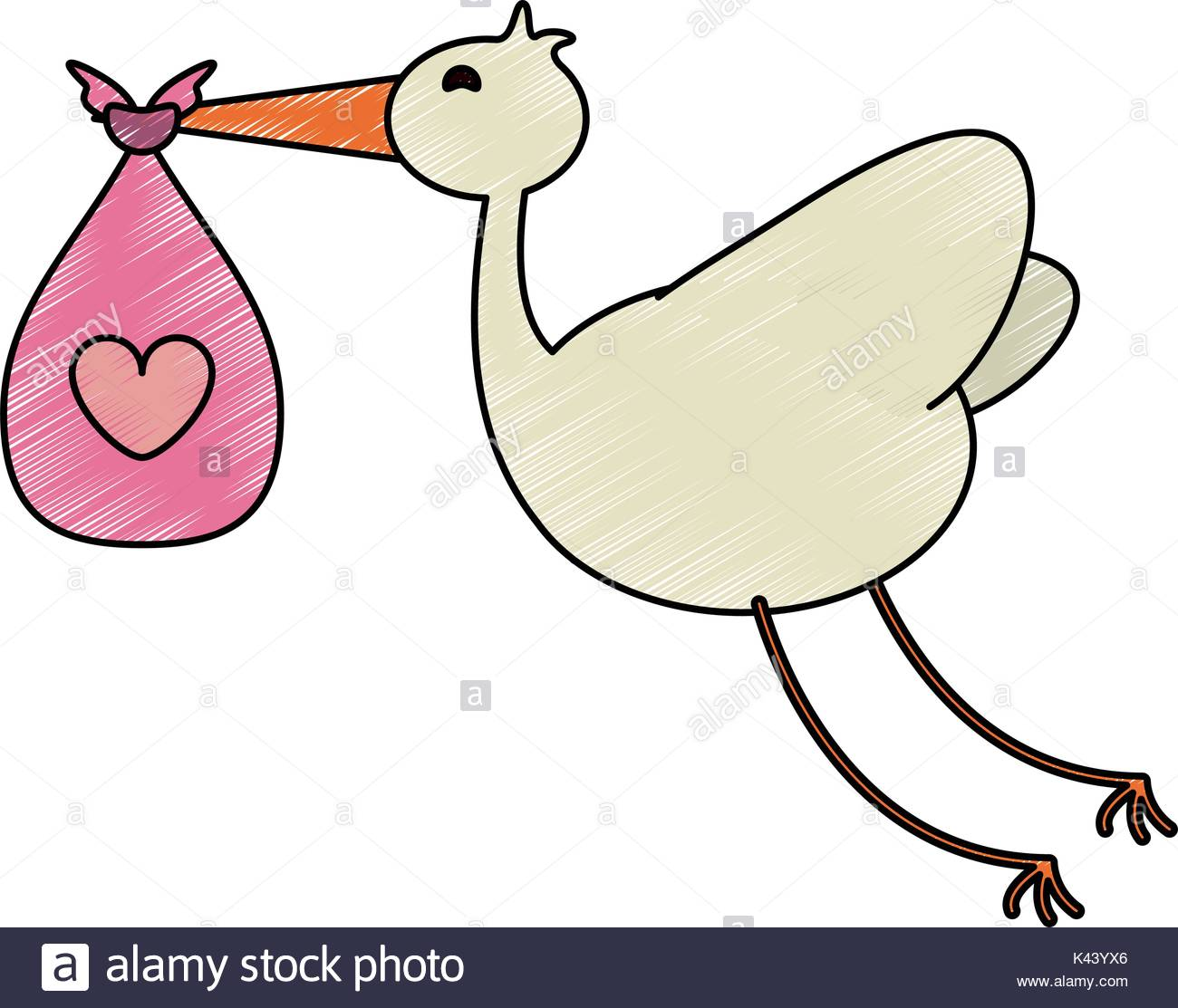 1300x1113 Stork And Baby Stock Photos Amp Stork And Baby Stock Images