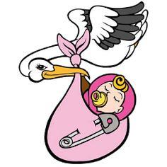 236x236 Stork Amp Baby Clipart
