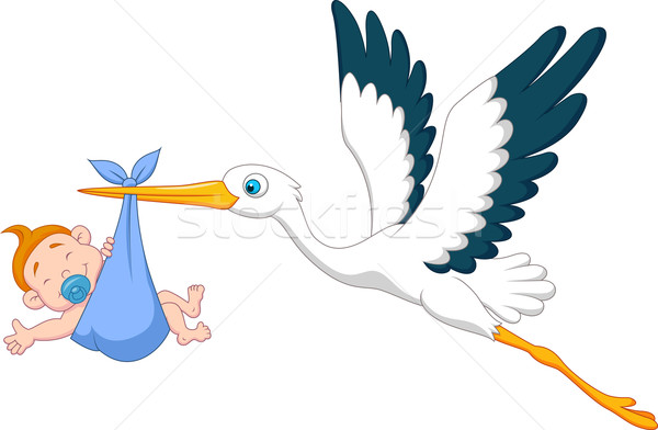 600x392 Stork Baby Stock Photos, Stock Images And Vectors Stockfresh