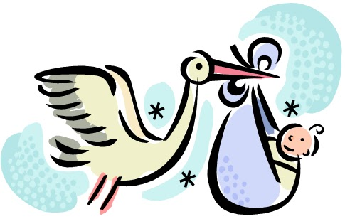 485x308 Best Baby Clipart Stork