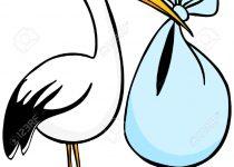210x150 Clip Art Clip Art Stork