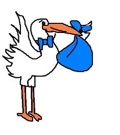 235x266 Stork Clipart 2104371
