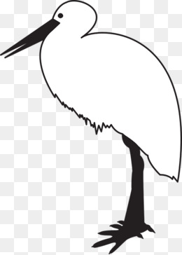 260x364 Stork Png Images Vectors And Psd Files Free Download On Pngtree
