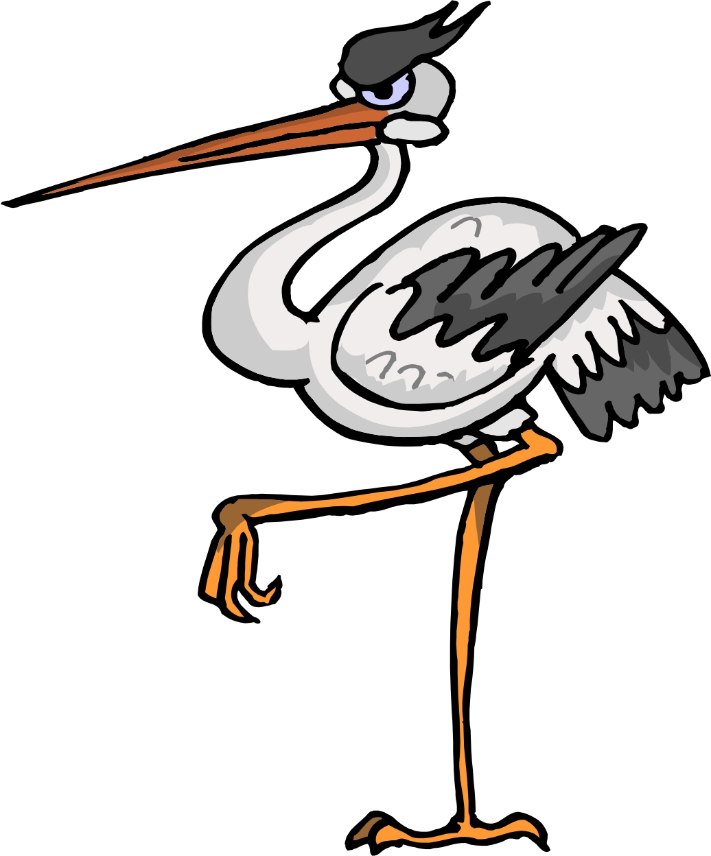 1036x1248 Explore Cartoon Stork