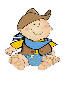 236x305 Baby Cowboy Clipart