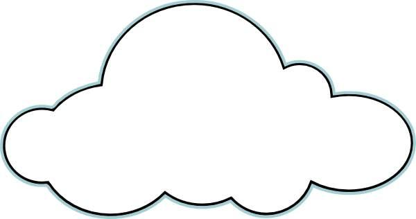 600x316 Cloud Clip Art Rain Clouds Clipart Free Id Clipart