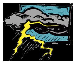 250x211 Storm Clip Art