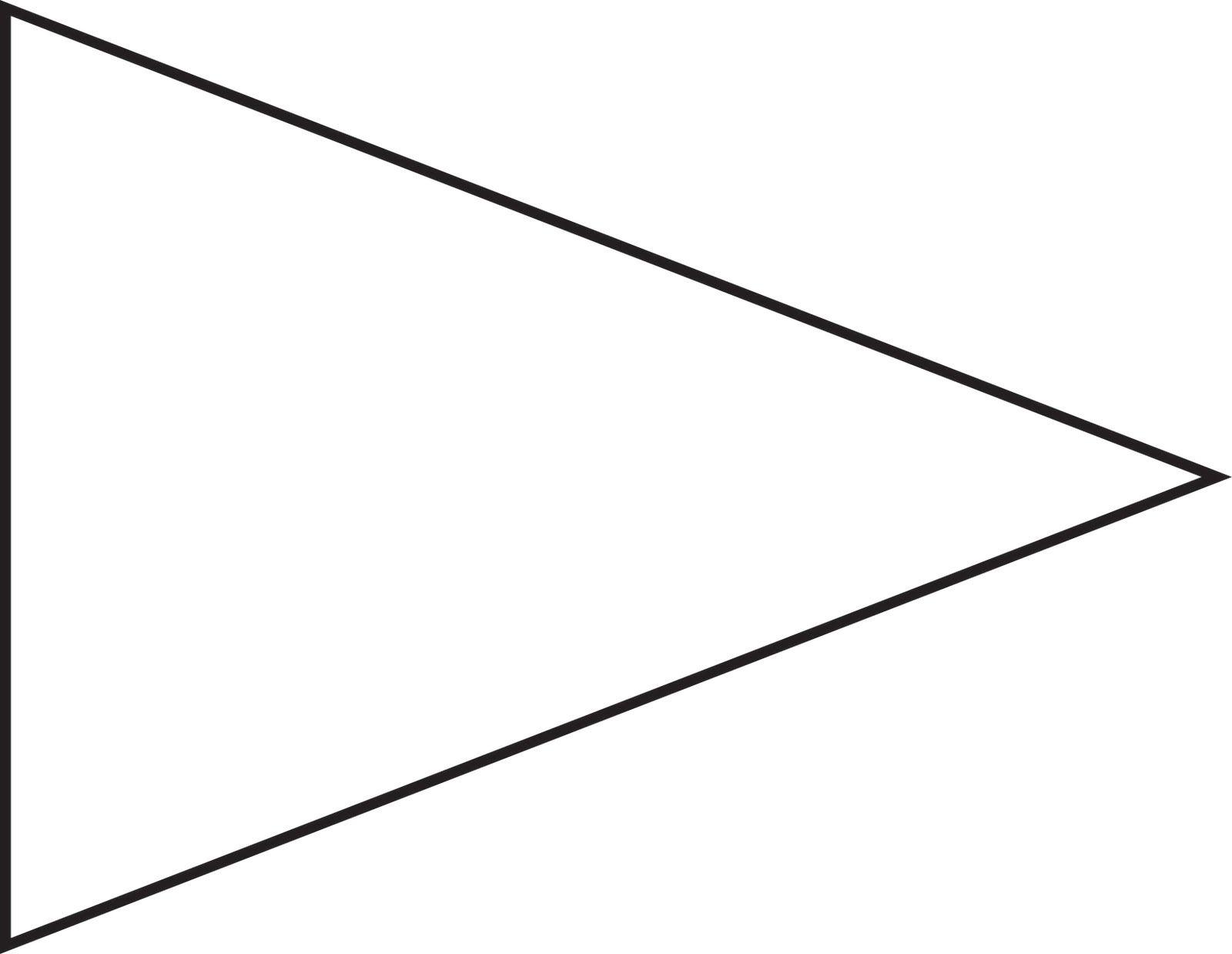1600x1239 Best Pennant Template Ideas Pennant Banner
