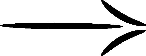 600x230 Drawn Arrow Clip Art