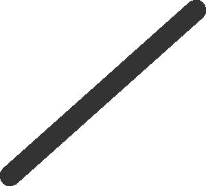 300x270 Lines Clipart Diagonal Line