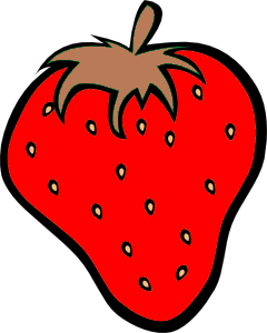 240x300 Red Strawberry Free Images