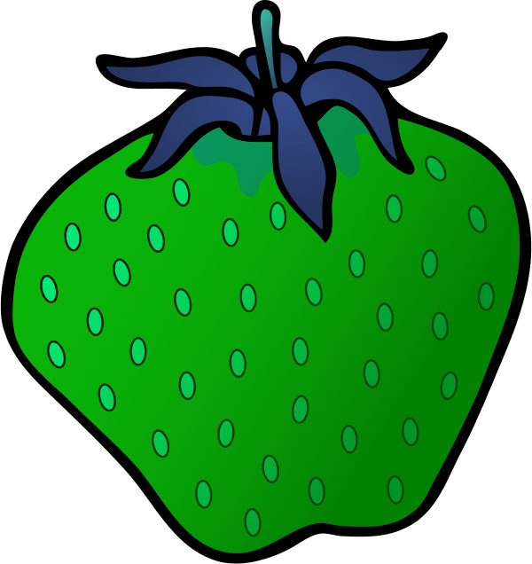 600x636 Strawberry Clipart Strawberryclipart Fruit Clip Art Photo 3