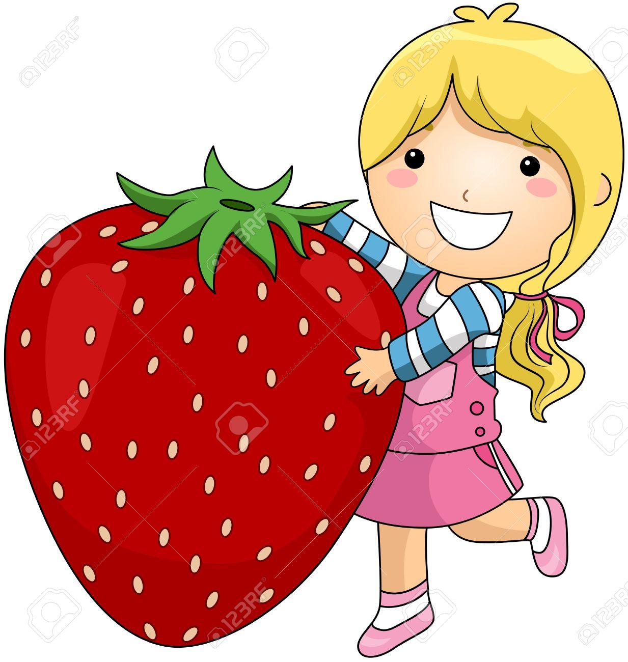 1233x1300 Best Strawberry Clipart