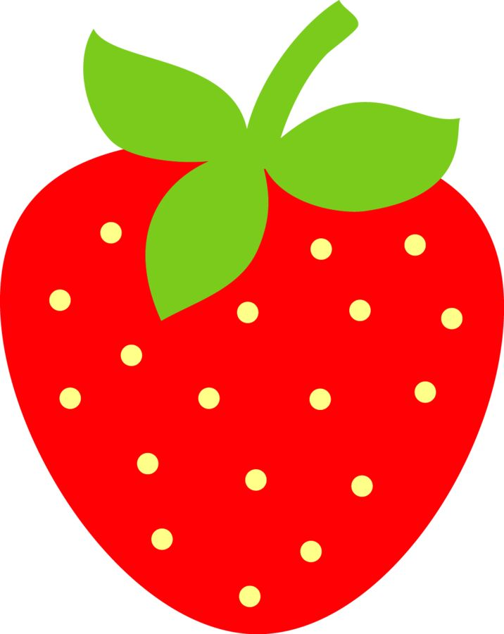 Strawberry Clipart | Free download on ClipArtMag
