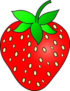 231x300 Free Strawberry Clipart Image 0515 1006 1802 5147 Food Clipart