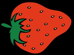 297x222 White Strawberry Cliparts 275173