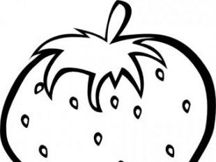 310x233 Strawberry Border Clip Art Free Vectors Ui Download