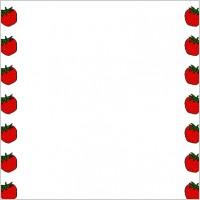 200x200 Strawberry Clipart Border Clipart Panda