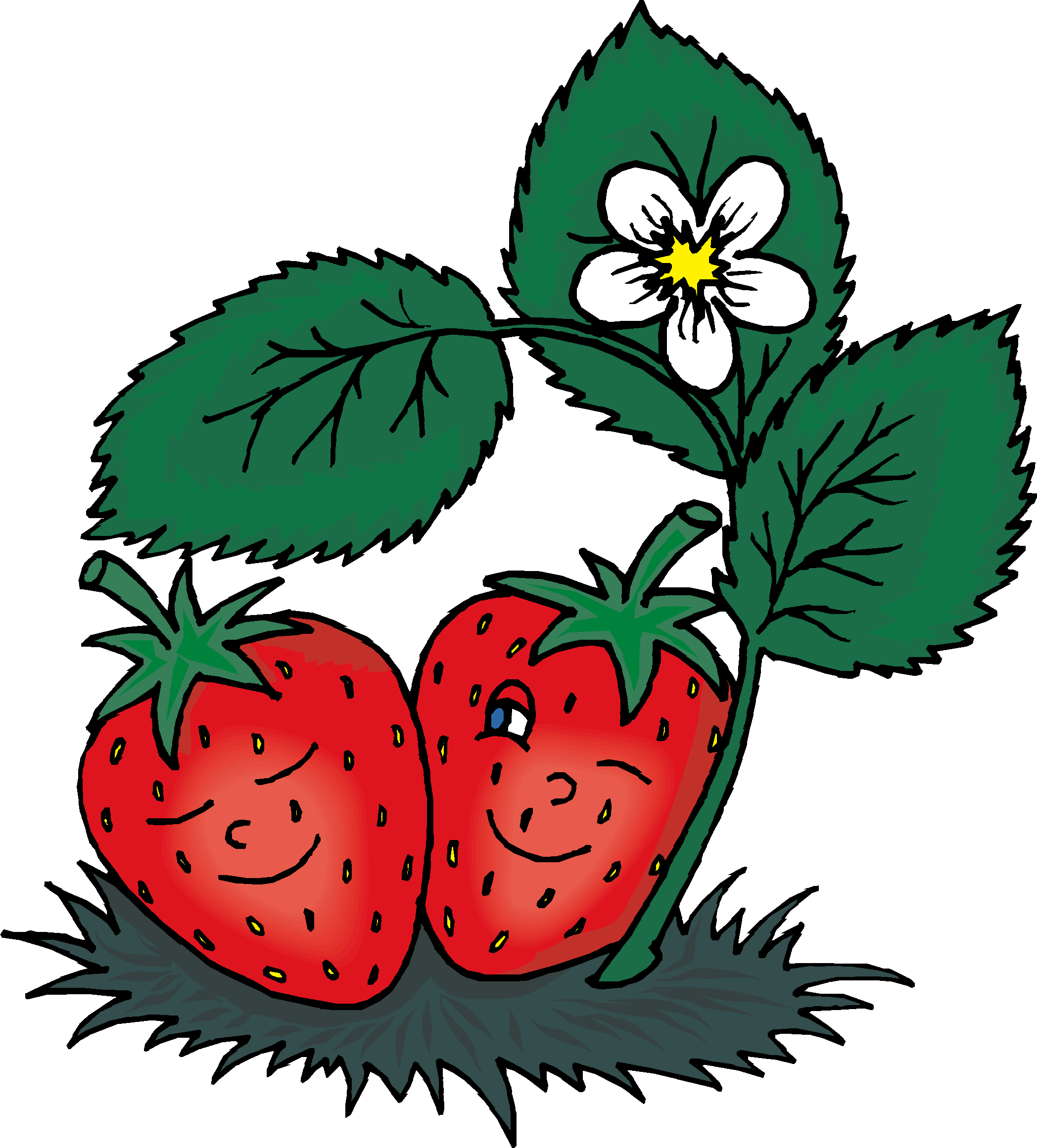 2096x2322 Strawberry Japanese Clip Art Clipart Cliparts For You