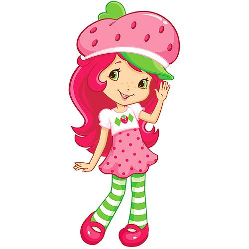 500x500 Top Strawberry Shortcake Clip Art Free Clipart Spot