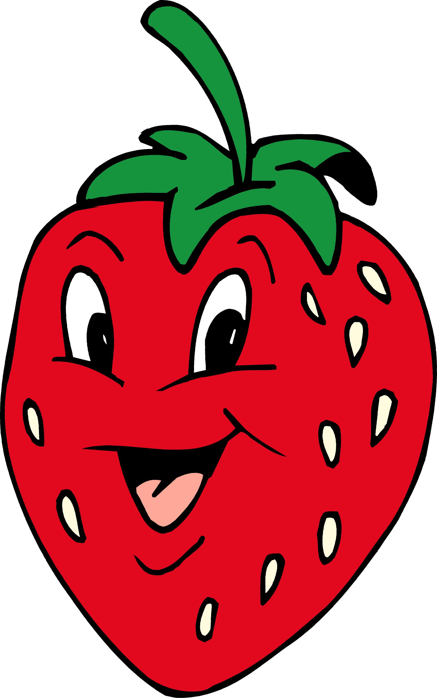 1714x2736 Best Strawberry Clipart