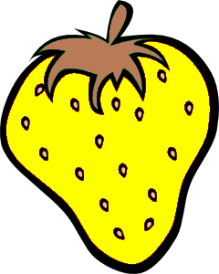 240x300 Yellow Strawberry Free Images
