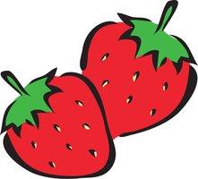 221x200 Clipart Strawberry