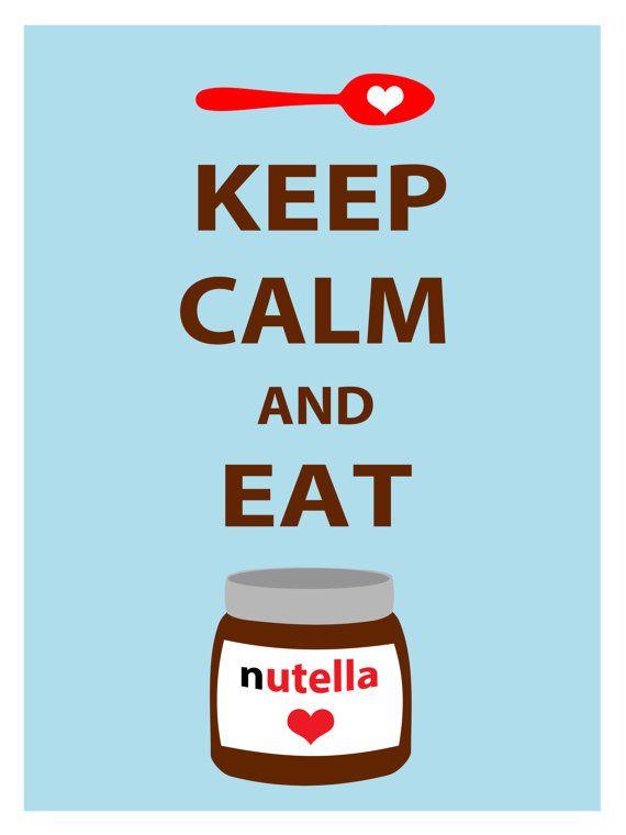 570x760 Best Nutella Quotes Ideas Keep Calm Generator