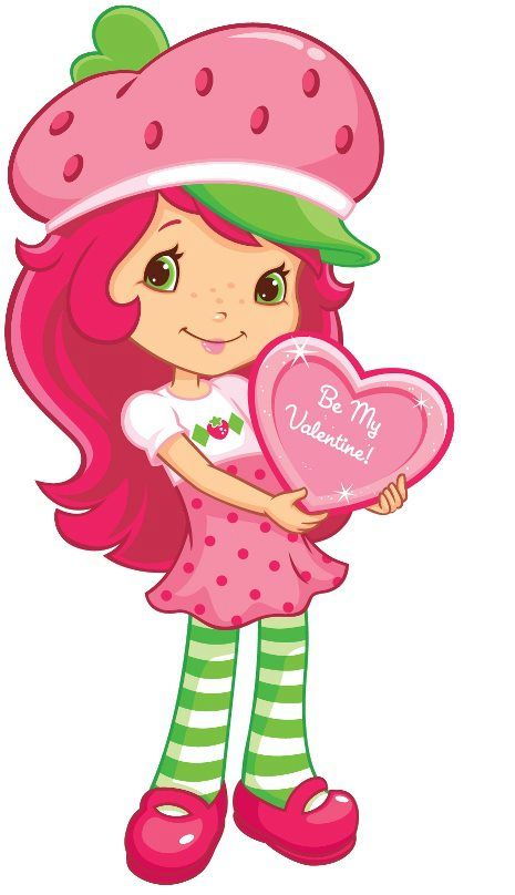 465x808 103 Best Strawberry Shortcake And Friends Images