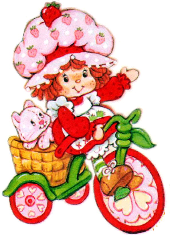 594x821 Strawberry Shortcake Clip Art