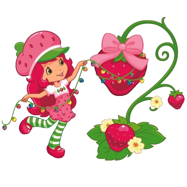 600x600 Strawberry Clipart Strawberry Shortcake