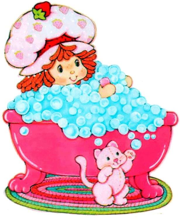 616x760 Strawberry Shortcake Clip Art 7 Image