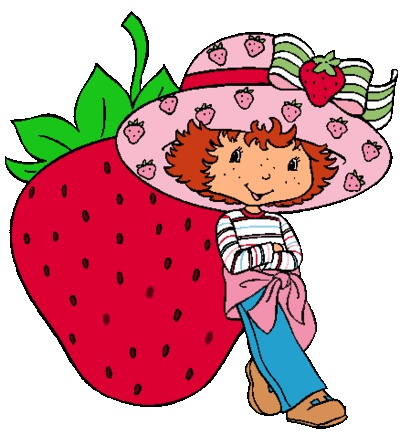 400x435 62 Best Strawberry Shortcake Images Pictures, 90s
