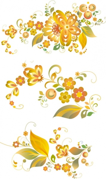 356x600 Vector Vine Flower Free Vector Download (10,330 Free Vector)