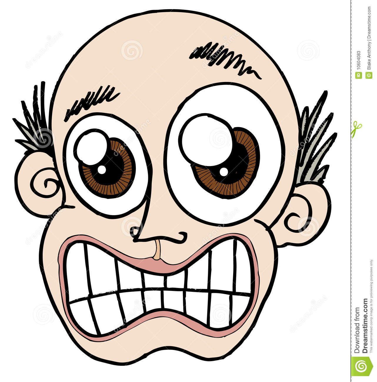 1282x1300 Face Clipart Stressed