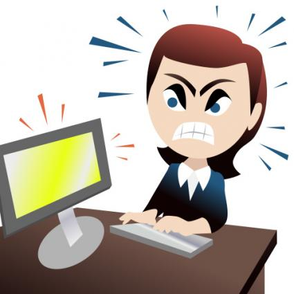 Stressed Clipart Free