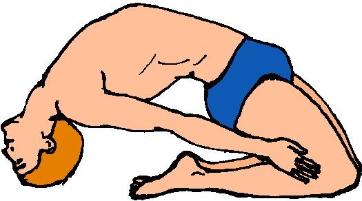525x292 Yoga Clip Art 6 Image
