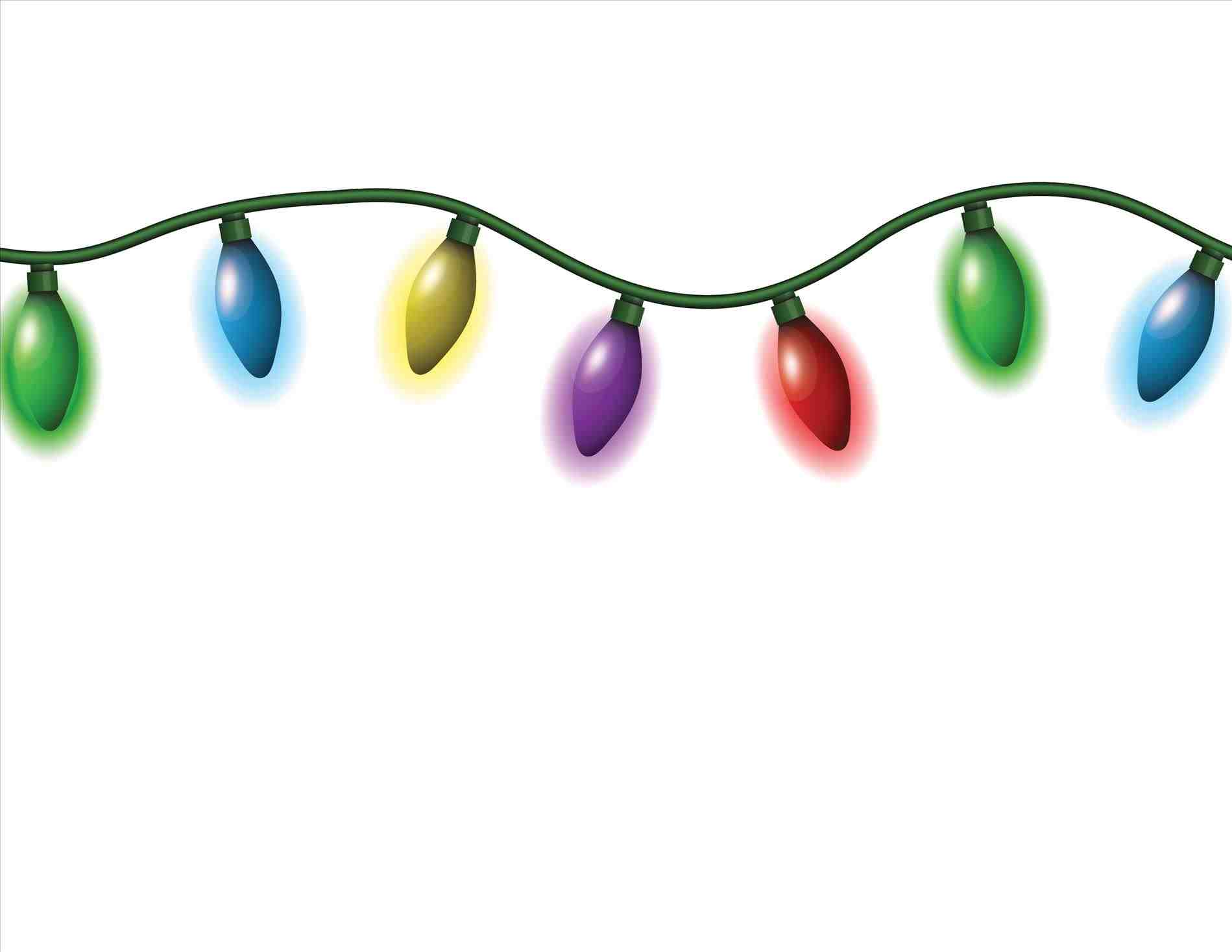 1899x1468 Lights Clipart Clip Art String Of Xtras String Christmas Lights