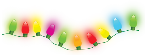 Christmas Fairy Lights Png.String Of Christmas Lights Free Download Best String Of