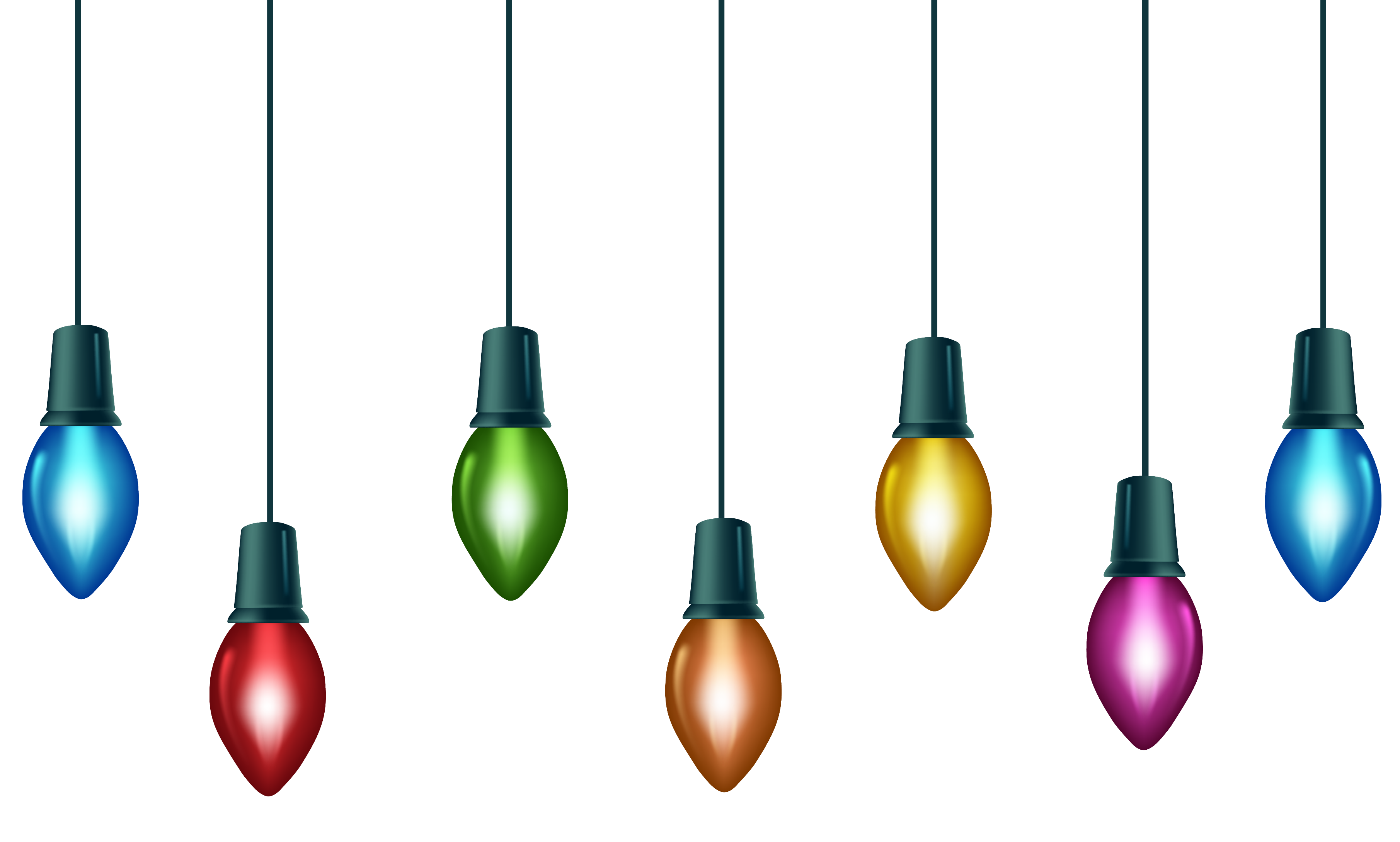 String Of Christmas Lights.String Of Christmas Lights Clipart Free Download Best