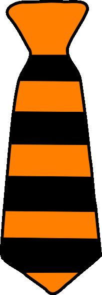 204x586 Tie Clipart Striped Tie