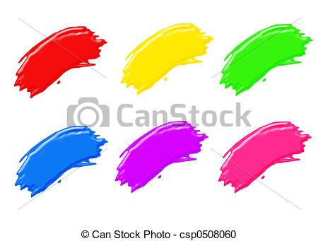 450x341 Brush Clipart Paint Brush Stroke