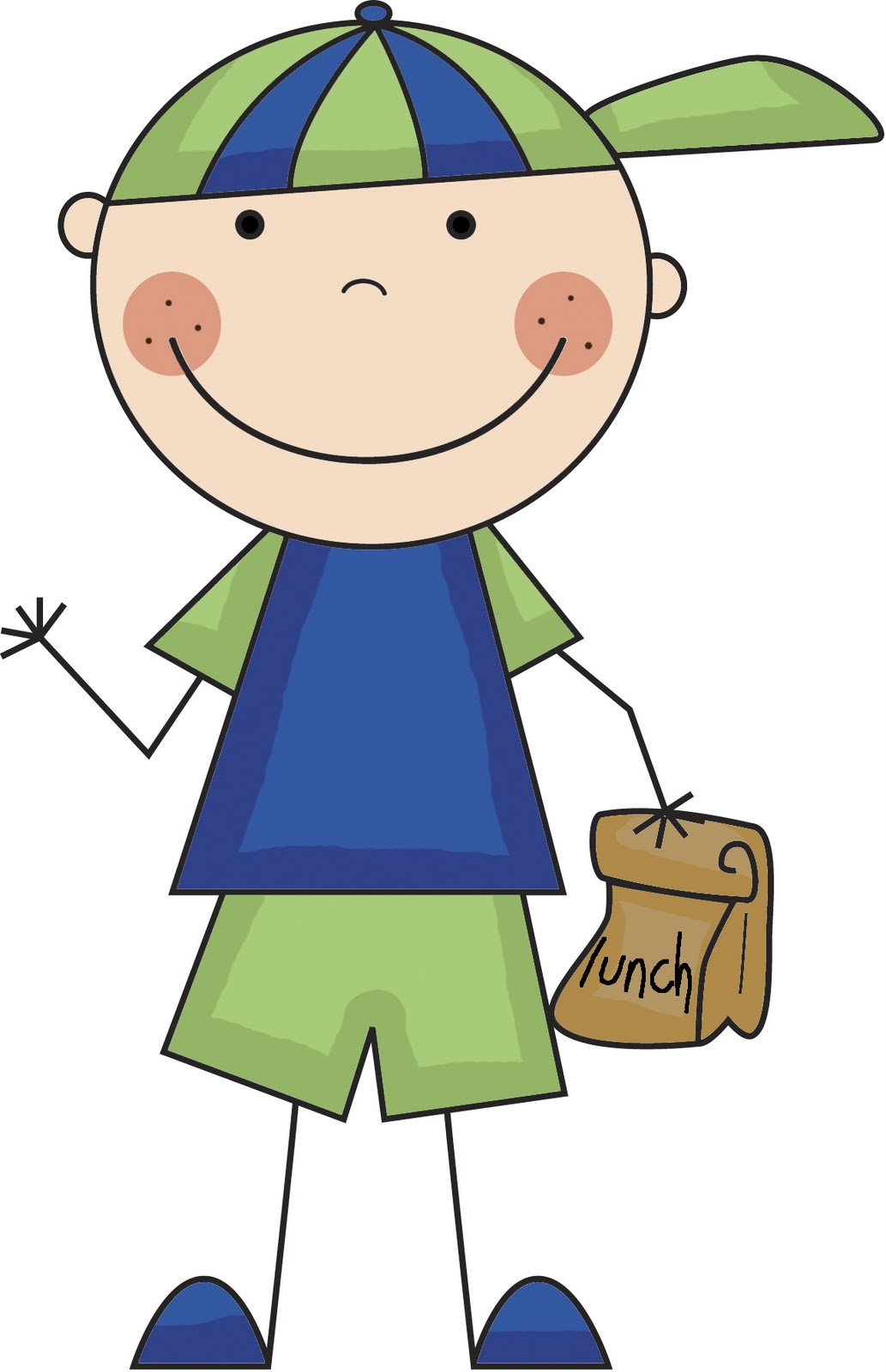 1033x1600 Boy And Girl Student Clipart Free Images